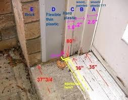 Exterior Door Casing Replacement Excellent Exterior Door Casing Replacement Gloanna Win