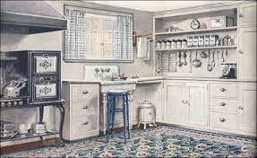 1920 kitchen cabinets the little red chair the 1920 s kitchen tour