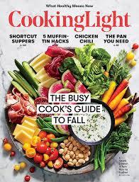 cooking light vegan recipes cooking light redesigns sharpens edit focus 08 14 2017