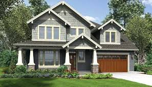 craftsman house plans one story 3 story craftsman house plans luxamcc org