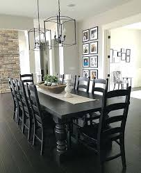 painting dining room set black glass dining room table with black