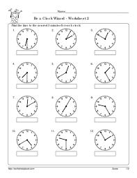 free worksheets blank clock sheets free math worksheets for