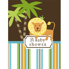 jungle baby shower invite photo 71ua6sjub4l sl1500 jpg handmade image