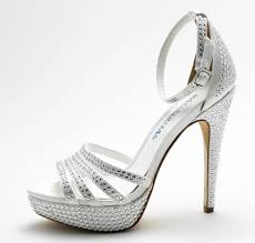 wedding shoes high wedding ideas ideas of silver wedding shoes for