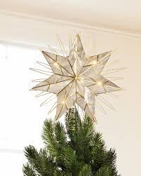 starristmas tree topper balsam hill of decorations