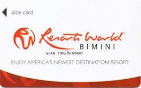 hotel key card resorts world bimini resorts world bimini