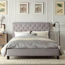 Tufted King Bed Frame Awesome Tufted King Bed Frame Vine Dine King Bed How To Make