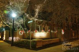 Exterior Christmas Lights Best 40 Outdoor Christmas Lighting Ideas That Will Leave You
