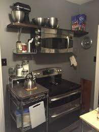 how to install over the range microwave without a cabinet how do i hang an ots microwave without a cabinet above home
