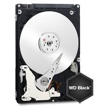 amazon com wd black 750gb performance mobile hard disk drive