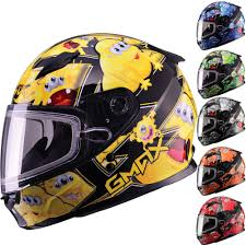 gmax motocross helmets gmax gm49y attack youth snowmobile helmet