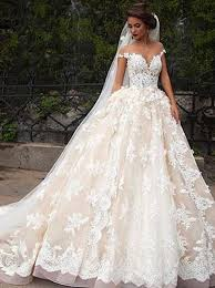 lace top wedding dress buy glamorous cap sleeves court wedding dress with