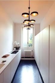 Narrow Kitchen Design Ideas Kitchen Island Narrow Kitchen Design Sleek