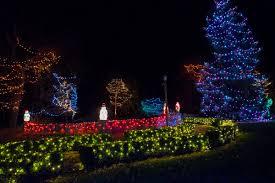 pyramid hill christmas lights photos lights on the hill at pyramid sculpture park cincinnati