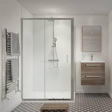 technique stratos 6 bi fold shower door ams plumbing