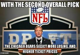 Bears Meme - 24 best memes of the 2017 nfl draft sportige