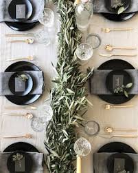Fancy Place Setting 8 Ways To Set A Non Stuffy Dinner Party Table Centerpieces