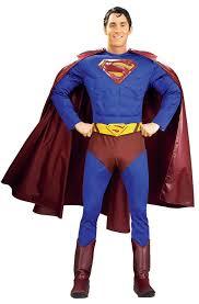 Super Deluxe Halloween Costumes Super Deluxe Superman Costume
