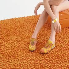 Modern Orange Rug Orange Modern Rug Roselawnlutheran
