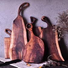 cutting board plate aliexpress buy acacia handmade kitchen chopping