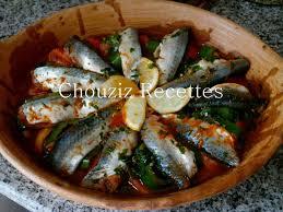 cuisiner le maquereau au four tajine de maquereaux au four chouziz recettes