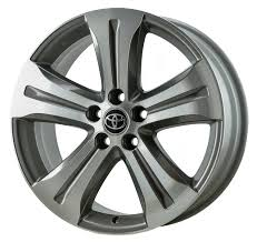 lexus replacement wheels toyota highlander wheels rims wheel rim stock factory oem used