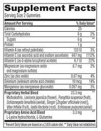 buy airborne vitamin gummies assorted fruit 667mg 21ct cvs