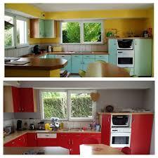 cuisine avant apr鑚 cuisine bois et cuisine et bois cuisine cuisine