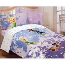 magical fairy bedroom decor ideas disney tinkerbell and friends bedding