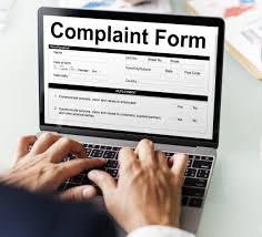 how to file a complaint trec