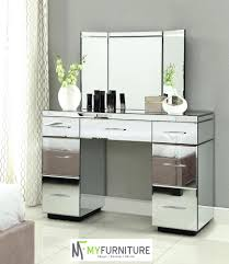 Modern Vanity Table Ikea Ransby Dressing Table With Mirrormodern Full Length Mirror