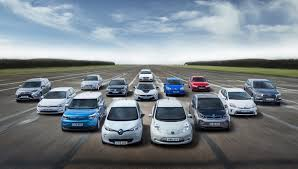 hybrid cars record number of electric and plug in hybrid cars registered in uk