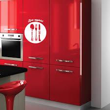 stickers pour meubles de cuisine charmant stickers meubles cuisine sticker bulle bon appetit pour de