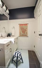 Kids Bathroom Makeover - main bathroom makeover reveal the happy housie