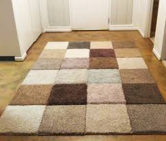 How To Make An Area Rug Out Of Carpet Tiles Diy Carpet Sle Area Rug Crafts Pinterest Carpet Sles