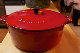 le creuset or cuisinart greedymonster