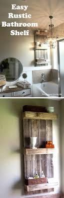 bathroom shelf ideas bathroom 25 best diy bathroom shelf ideas and designs for 2018