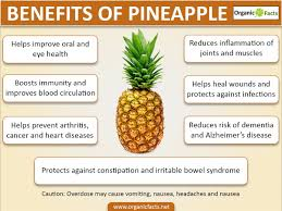 pineapple brilliant pineapple water health benefits you get from drinking