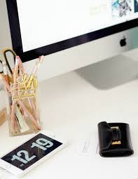 6 organisation tips for a new work year the online stylist