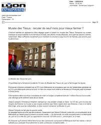 si e entreprise lyon musée des tissus de lyon brigitte saby décoratrice