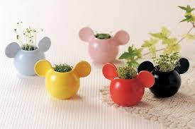 Mickey Home Decor Disney Decor Ideas Disney Pinterest Mickey Mouse Planter