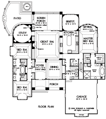 house plans two master suites one one floor plans with 2 master suites