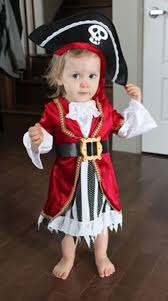 infant girl costumes girl pirate costume