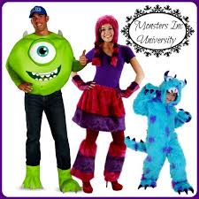Monster Halloween Costumes Cute Costume Ideas Families Halloween Costumes Blog