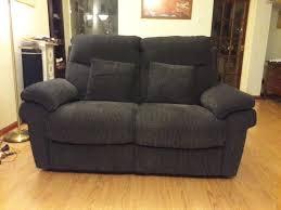 La Z Boy Tamla 3 by 2 Seater La Z Boy Tamla Sofa In Coda Black In Bridgend Gumtree