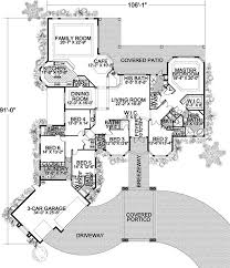 6 bedroom house plans luxury 155 best luxury style house plans images on floor