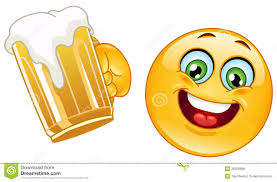 beer emoji smiley yellow faces emoji characters happy birthday card stock