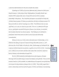 thesis paper examples apa apa format for essay paper apa format