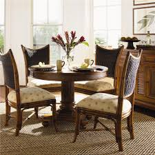 tommy bahama home island estate 5 piece dining cayman table