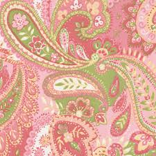 pink paisley fabric by the yard paisley fabric carousel and fabrics